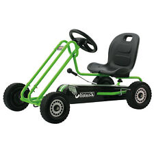 Pedal Go Kart / Pedal Car / Ride On Toys For Boys & Girls Green or Pink New