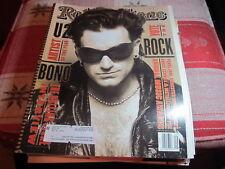 Rolling Stone magazine #651 March 4 1993 U2