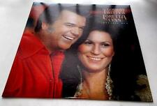 Loretta Lynn Conway Twitty Dynamic Duo 1977 MCA 2278 33rpm Vinyl LP VG+