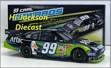 CARL EDWARDS 2009 #99 AFLAC NASCAR DIECAST RACE CAR 1/24