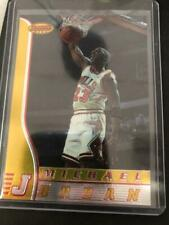 Michael Jordan 1996/97 Bowman's Best Basketball Card #80 Chicago Bulls  Tat=