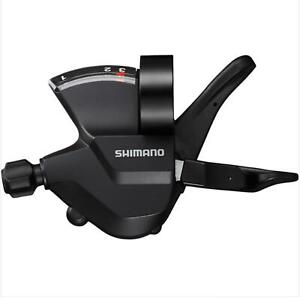 Shimano SL-M315 3 Speed Shifter Band On Triple Left Hand