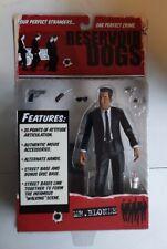 New Reservoir DogsMr. Blonde Action Figure Vic Vega Michael Madsen Mezco! A108