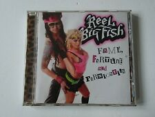 Reel Big Fish : Fame, Fortune and Fornication CD (2009) rare covers album