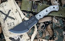 TOPS Tom Brown Tracker RMT Full Size TBT-01 Tactical/Survival Knife 1095 Steel