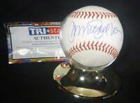 RYNE SANDBERG AUTO/SIGNED BASEBALL MLB & TRISTAR AUTHENTIC, HOF'er CHICAGO CUBS!