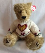 TY - Heartly The Teddy Bear From Attic Treasures Collection