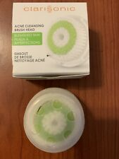 New In Box Authentic Clarisonic Acne Replacement Brush Head Face