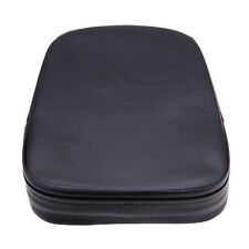Rectangular Backrest Sissy Bar Cushion Pad For Honda Kawasaki Suzuki Harley Bike