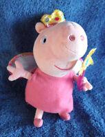 *1903a*  TY - Princess Peppa Pig - plush - 15cm