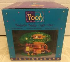 Disney Winnie The Pooh Bedside Buddy Light-up Soft-glow Night Light New in Box!