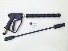 New Lavor Tempesta 24 Pressure Washer Replacement Trigger Gun Variable Lance