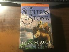The Shelters of Stone Signed by Jean M. Auel 1st Hardcover w/ Dust Jacket 2002