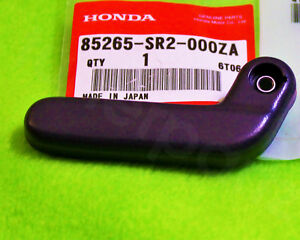 NEW OEM HONDA 93-97 DEL SOL LEFT DRIVER SIDE TARGA TOP ROOF LOCK PULL HANDLE