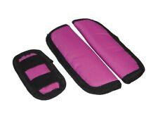 Gurtpolster Set pink für Kinderanhänger Croozer Kid for 1 und 2 2010-2013 NEU