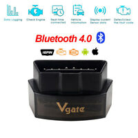 For Android/IOS Auto Scanner OBD II EOBD Car Auto Diagnostic Scanner Bluetooth