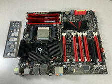 COMBO ASUS CROSSHAIR IV EXTREME MOTHERBOARD + AMD PHENOM II X6 1090T + 8GB DDR3