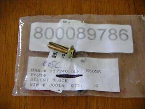 MV AGUSTA  1999>2008 Special SCREW. 800089786  ( Qty 2 )