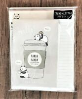 Letter Sheet Envelope Set PANDA  Stationery Japanese 25sets