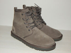 UGG Men's Harkley Suede Leather Chukka Boots 1016472 Size 11 Gray