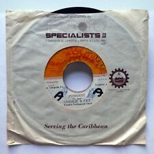 CHARLIE & FAY Punnany / Ace & the Professional 45 roots reggae c3270