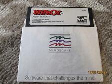 (1984) Paperboy -MindScape - Vintage Apple II Game