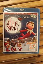 An Elf's Story (Blu-ray Disc, 2011, 2D/3D) - FREE USA SHIPPING!! - RARE BLU-RAY!