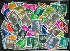 España 1976-90 Rey Carlos 180 Sellos Fine Used