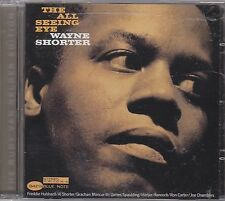 WAYNE SHORTER - the all seeing eye CD