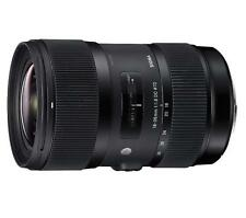 Brand New Sigma 18-35mm F1.8 Art DC HSM Lens for Sony Minolta