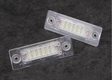 LED SMD Kennzeichenbeleuchtung VW Touran 609
