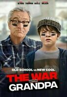 The War With Grandpa (DVD,2020) NEW* FREE SHIPPING!!!