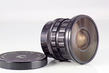 TAKUMAR PENTAX 67 SMC F4.5 35 35mm 6x7 FISH-EYE CLA EXCELLENT TESTED OLD VERSION