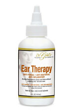 Synergy Labs DR GOLDS EAR THERAPY Dogs Cats Small Pets 4 oz.