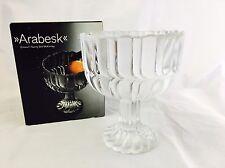 Rosenthal Studio Line Arabesk Art Glass Compote Nanny Still of Finland Design
