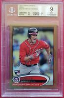 2012 Topps Update #US183 *GOLD* BRYCE HARPER Rookie *BGS 9 (MINT)* SPECTACULAR!