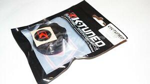 K-Tuned Black Billet Oil Cap Honda Acura Civic Integra S2K B18 B16 K20 J32 D16