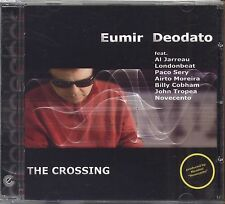 EUMIR DEODATO - The crossing - BILLY COBHAM CD 2010 NEAR MINT CONDITION