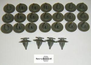 Door Cards Trim / Panel Clips  - Mk1 Escort