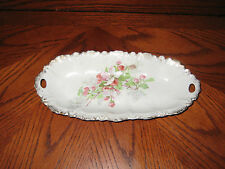 Antique Vintage Stinthal China Celery-  Floral