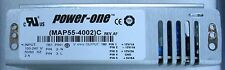 MAP55-4002C Power-One, Switching Power Supply, Open Frame
