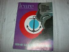 REVUE ICARE N° 61 VOLUME VI 1972  L'AERONAVALE  1939 - 40 LA BATAILLE DE FRANCE