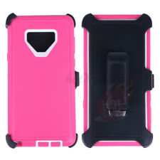 For Samsung Galaxy Note 9 Defender Case Cover(Clip Fits Otterbox)
