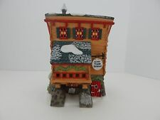 Dept 56 North Pole Series Elves Trade School #56387 Never Displayed