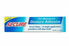 Secure Denture Adhesive 40g FREE POST