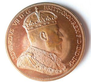 1901 CYPRUS 36 PIASTRES - PROOF - Extremely Rare Coin - HUGE VALUE - Lot #F28