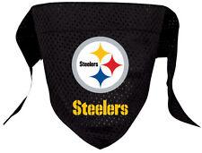 Pittsburgh Steelers Pet Dog Bandana Small
