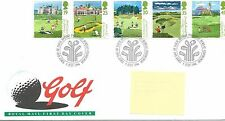 wbc. - GB - FIRST DAY COVER - FDC - COMMEMS -1994- GOLF COURSES - Pmk  PB