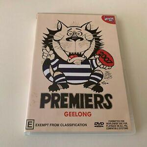 AFL Premiers 2007 - Geelong Cats (DVD, 2007) Grand Final