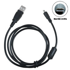 3.3ft USB Charger PC Charging Data Sync Cable for Sony Cybershot DSC-W830 Camera